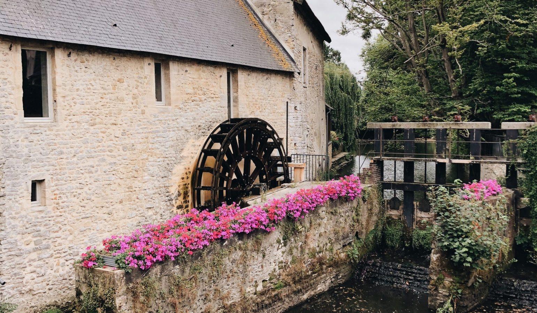 l'énergie hydraulique est la plus vieille énergie renouvelable utilisée par l'Homme