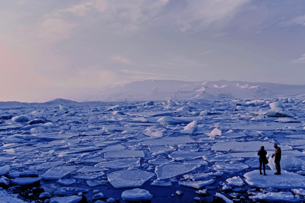 comment parler du climat à ma famille - la fonte des glaces