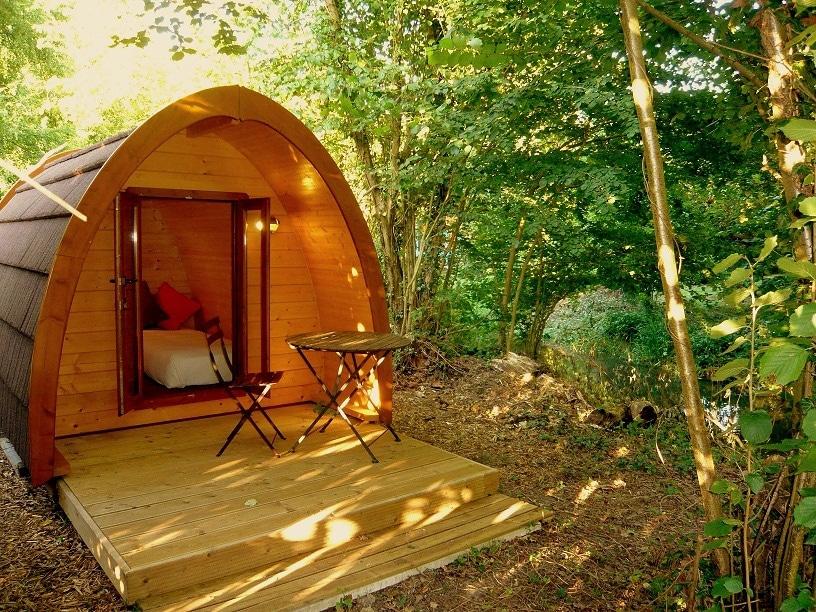 e Pod, camping de demain