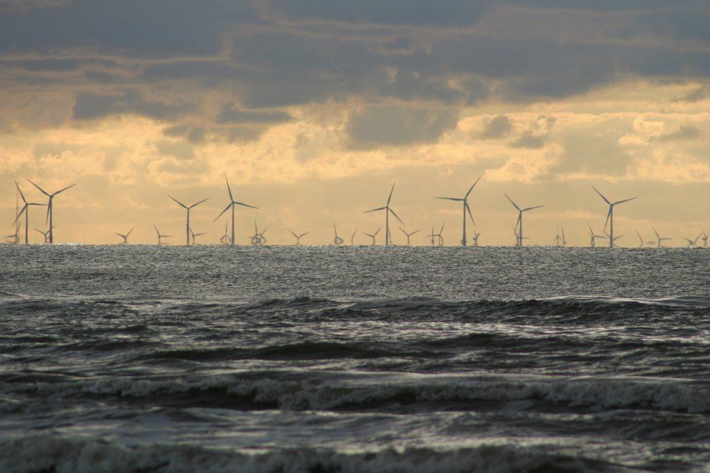 éoliennes offshore
