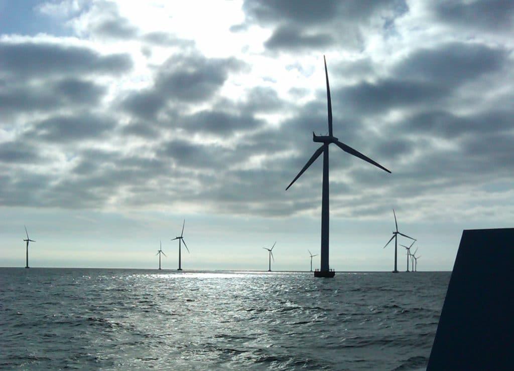 parc éolien offshore pays bas